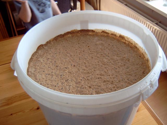 métodos de lavado del grano