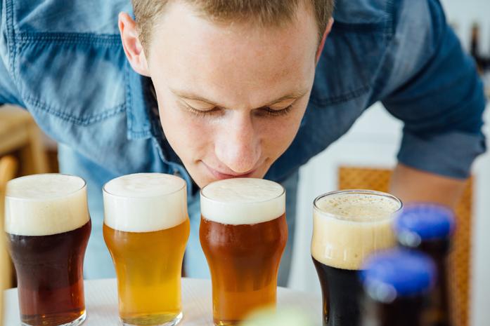 organizar una degustación de cervezas