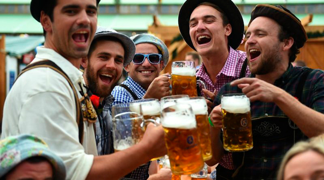 razones para ir al Oktoberfest