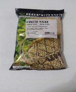 Lúpulo Czech Saaz