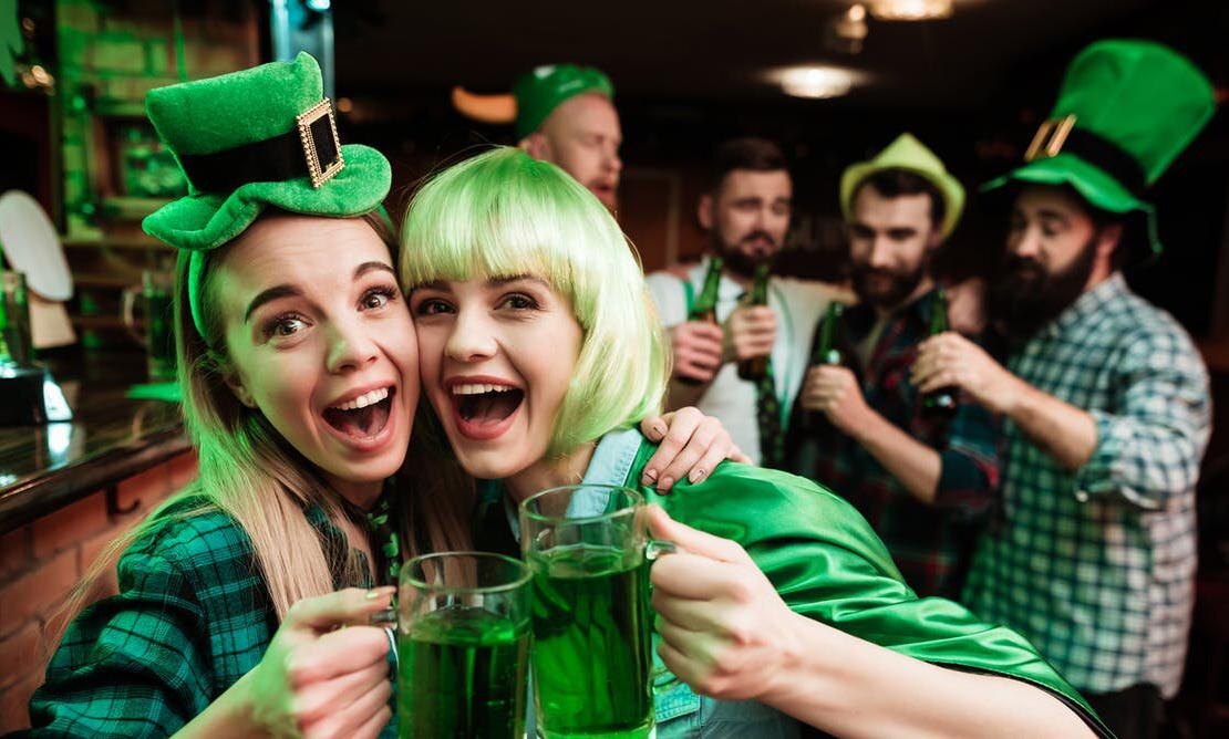 la relación entre la cerveza y el Día de San Patricio
