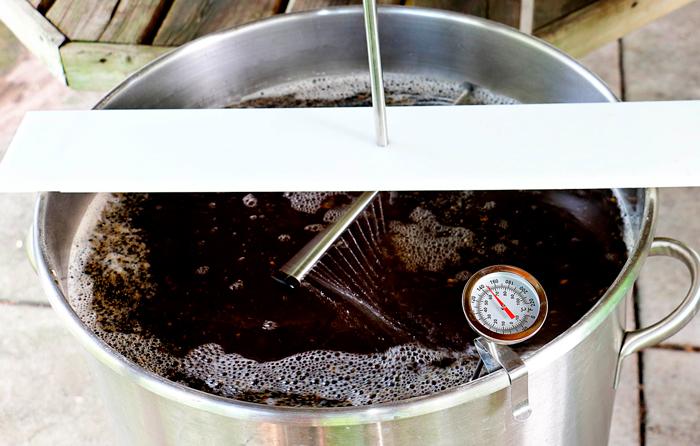 taninos en la cerveza