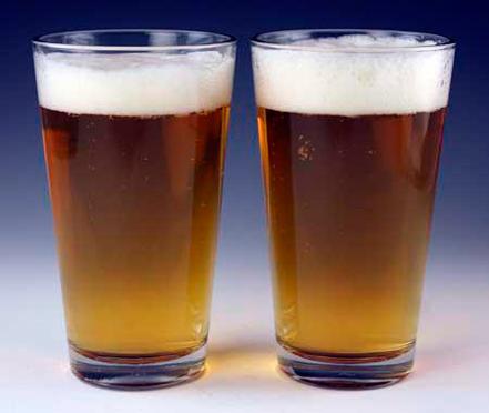 tipos de vaso para cervezas