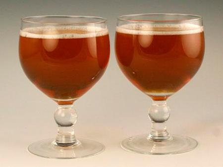 tipos de vaso para cervezas más populares