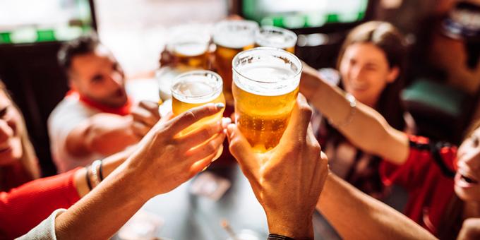 unirse a un club cervecero