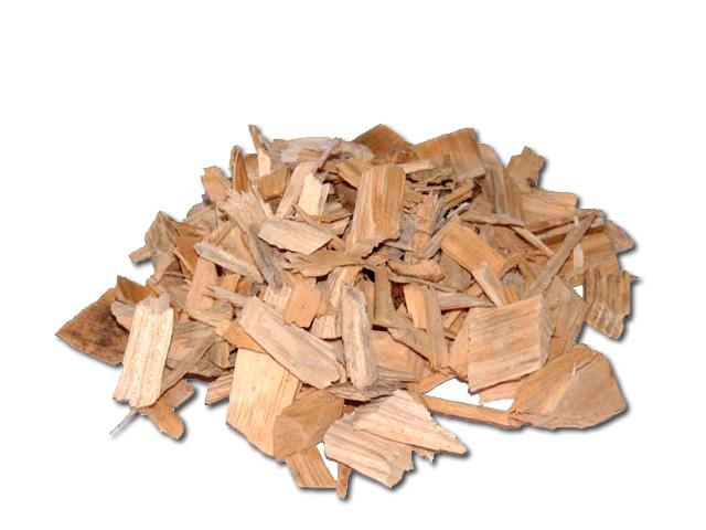Chips de madera de Nogal